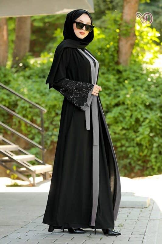 عبايات سوداء سعودى