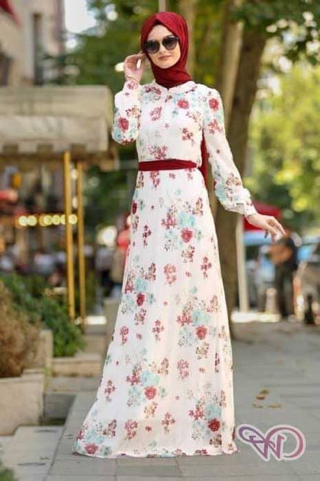ملابس محجبات صيف 2021