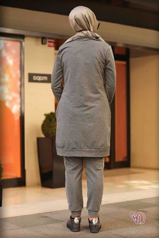 ملابس شتوية كاجوال للمحجبات 2020