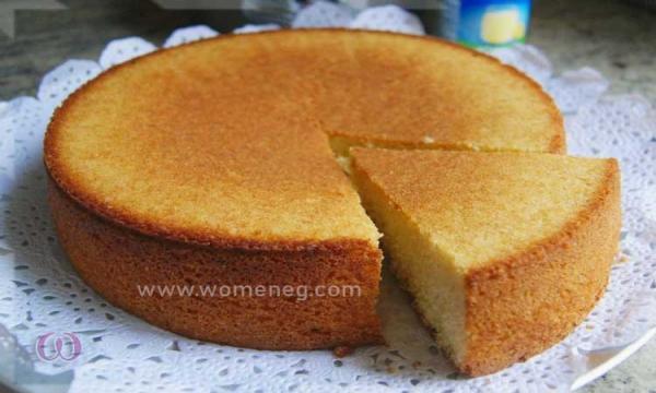 طريقة عمل الكيكة الاسفنجية على طريقة سالي فؤاد