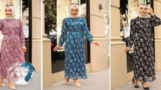 ملابس محجبات كاجوال للبنات موديلات 2021
